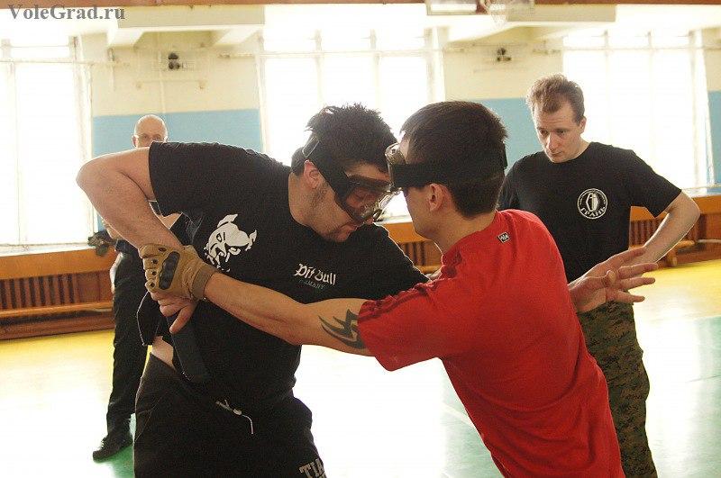 Афиша Владивосток GRF! СПНБ - извлечение ножа и противодействие.