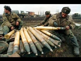 Артиллерия бьет по своим (Военные песни)