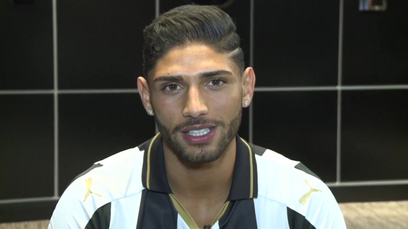 ACHRAF LAZAAR: Need some help with the pronunciation? Here's the man himself to help out!