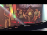 High Grass на съемках кубинского ТВ-шоу