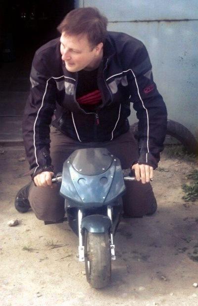 Егор Воронкин