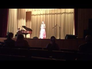Ежкова Анна. Финская народная песня