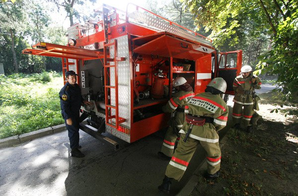 МЧС объявило экстренное предупреждение о чрезвычайной пожароопасности