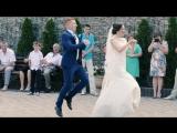 Наш перший весільний танець^^