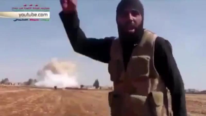 Рэп от террориста ИГИЛ (Funny)