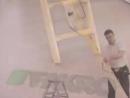 Fakro Факро Монтаж чердачной лестницы