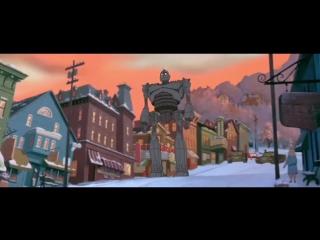 Стальной гигант eng/The Iron Giant eng