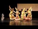 Концерт времнеа года Осенний хоровод Студия танца Даньяна