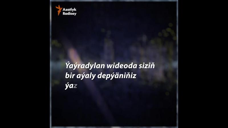 Özbegistan Milisiýa işgäri zenany depýär