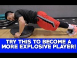 Strength Exercises For Basketball Players - Core Exercises To Become More Explosive!
