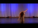 Orit Maftsir - Baladi and Shaabi with audience (Tales of Sahara 2013)