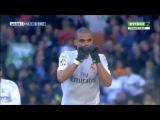 Гол: Пепе (5 марта 2016 г, Чемпионат Испании)