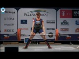 Новосибирская спортсменка Валентина Верменюк завоевала титул чемпионки Европы по пауэрлифтингу