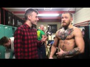 Conor McGregor talks dos Anjos Cerrone 170lbs relationship with UFC brass and more