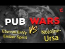 Dota 2 Pub Wars (EternaLEnVy Ember Spirit vs No[o]ne- Ursa. 8k MMR  gameplay)