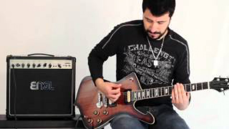 Gear Review: Engl RockMaster 20 with Engl V60 Cabinet (Rock Demo)