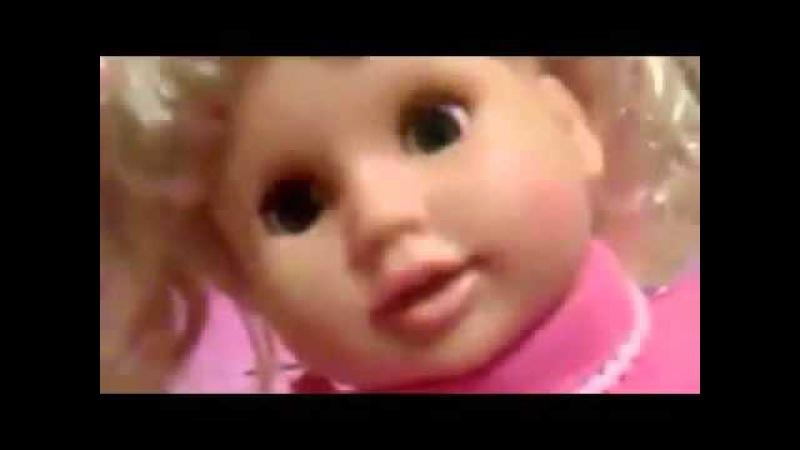 Говорящая кукла Сосать будешь