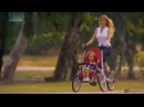 Tricycle that is convertible into a baby's pram   GI Gadgets   Bike Stroller