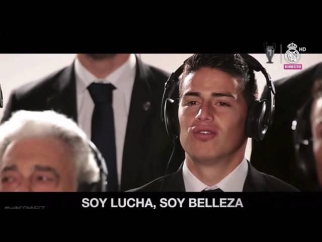 Real Madrid CF - Hala Madrid y Nada Más