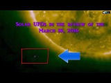 Solar UFOs in the review of the March 18, 2016