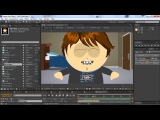 South Park Animation Style Tutorial