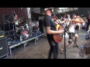 FISSURE Live At OBSCENE EXTREME 2015 HD