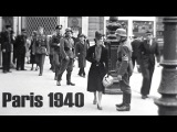 Paris 1940 - Deutsche Besatzung - German Occupation - l