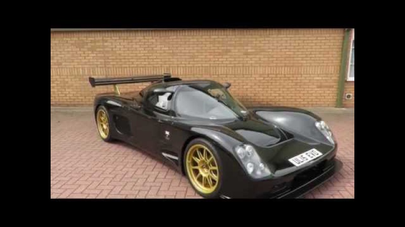 Ultima Evolution with 1020bhp in action with CKC magazine