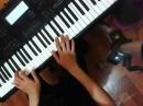 All of me 'John Legend' piano cover casio ctk 6200