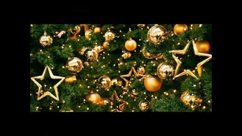 Жаңа жыл әні. Жігіттер квартетінің орындауындағы ән караоке форматта