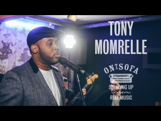 Tony Momrelle - Pick Me Up | Ont' Sofa Live at Jaguar Shoes