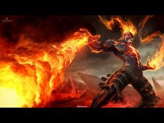 League Of Legends. Обзор Брэнд. Сожги или сгори!)