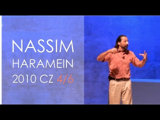 Nassim Haramein 2010 CZ titulky 4/6 - Struktura vakua, kruhy v obilí a starověké civilizace