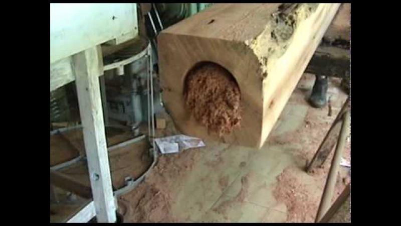 Fabricação de Didgeridoo