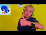 ⚽ Обзор: Смарт Часы Atrix, наушники bluetooth Nomi Smart Watch Atrix, headphones bluetooth Nomi