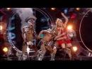 Eurovision Song Contest 2009 Final - Ukraine - Svetlana Loboda - Be my Valentine! (Anti-Crisis Girl)