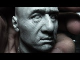 Sculpting Jackie Chan Head 16 Scale Hot Toys quality  Part 1 of 2