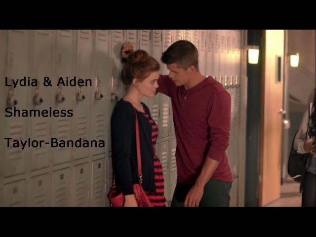 Lydia Aiden || Shameless (Teen Wolf)