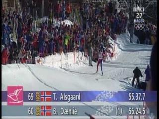 Thomas Alsgaard OL Gull 30km Lillehammer 1994