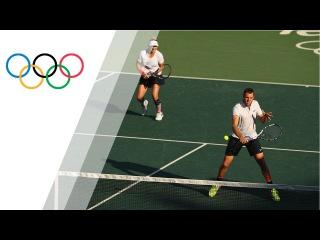Rio Replay: Tennis Mixed Doubles Final Match