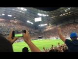 На матче Евро 2016⚽️ Россия - Англия
