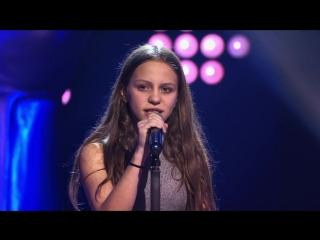 Resa – 'Nothing else matters - Metallica  | Голос Дети:  Лучшие выступления