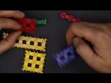 Учимся собирать конструктор для детей Фанкластик - ЧАСТЬ 1