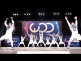 First Legends Club - 3rd Place Upper Division - FRONTROW - World of Dance San Diego 2015 -