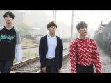 BTS YOUTH DVD Limited Edition -  Behind the Scene - Cover Shooting -