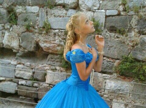 Харьковчанка поразила мир своей красотой