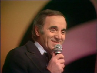 Charles Aznavour - Jaime Paris au mois de mai