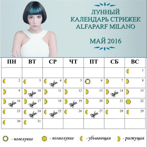 Мужской лунный календарь стрижки волос