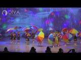 Детские танцы 5-7 лет от DIVA Studio, хореограф Ксения Чурилова