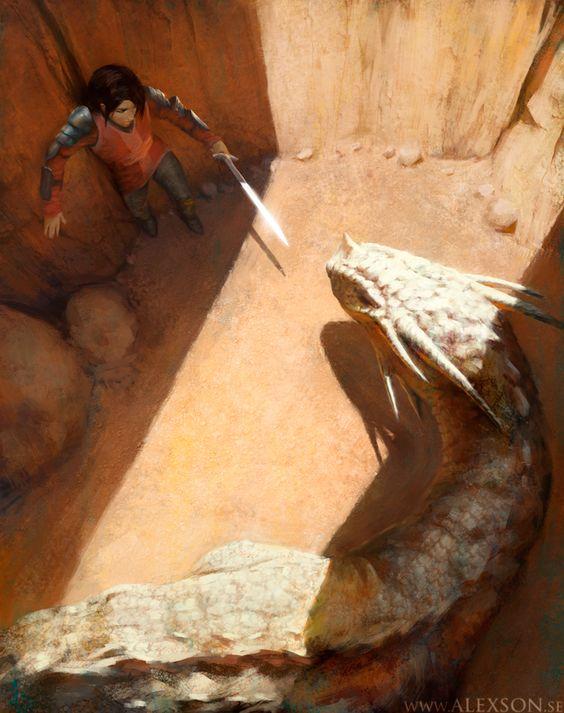 Легенда каньона